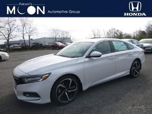 2018 Honda Accord Sport Platinum White Pearl, Moon Twp., PA